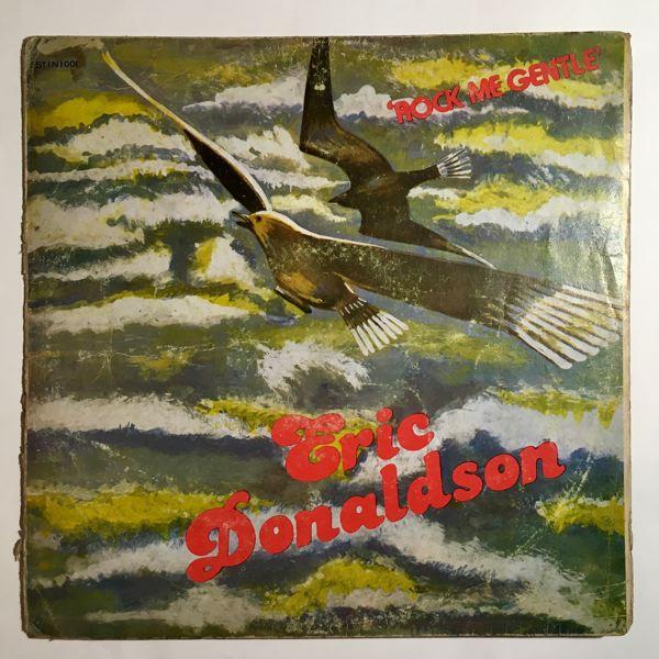 ERIC DONALDSON - Rock me gentle - LP