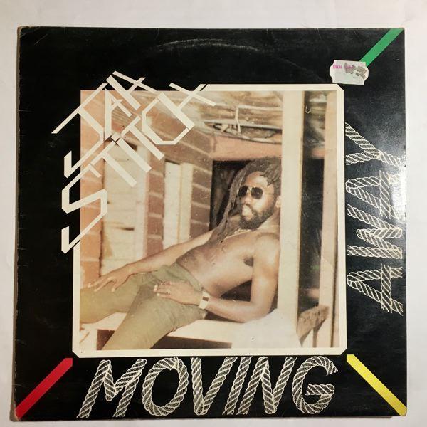 JAH STITCH - Moving away - LP
