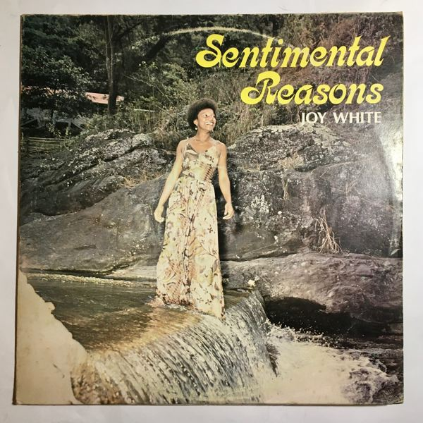 JOY WHITE - Sentimental reasons - LP