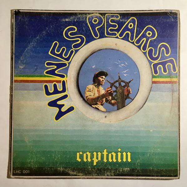 MENES PEARSE - Captain - LP
