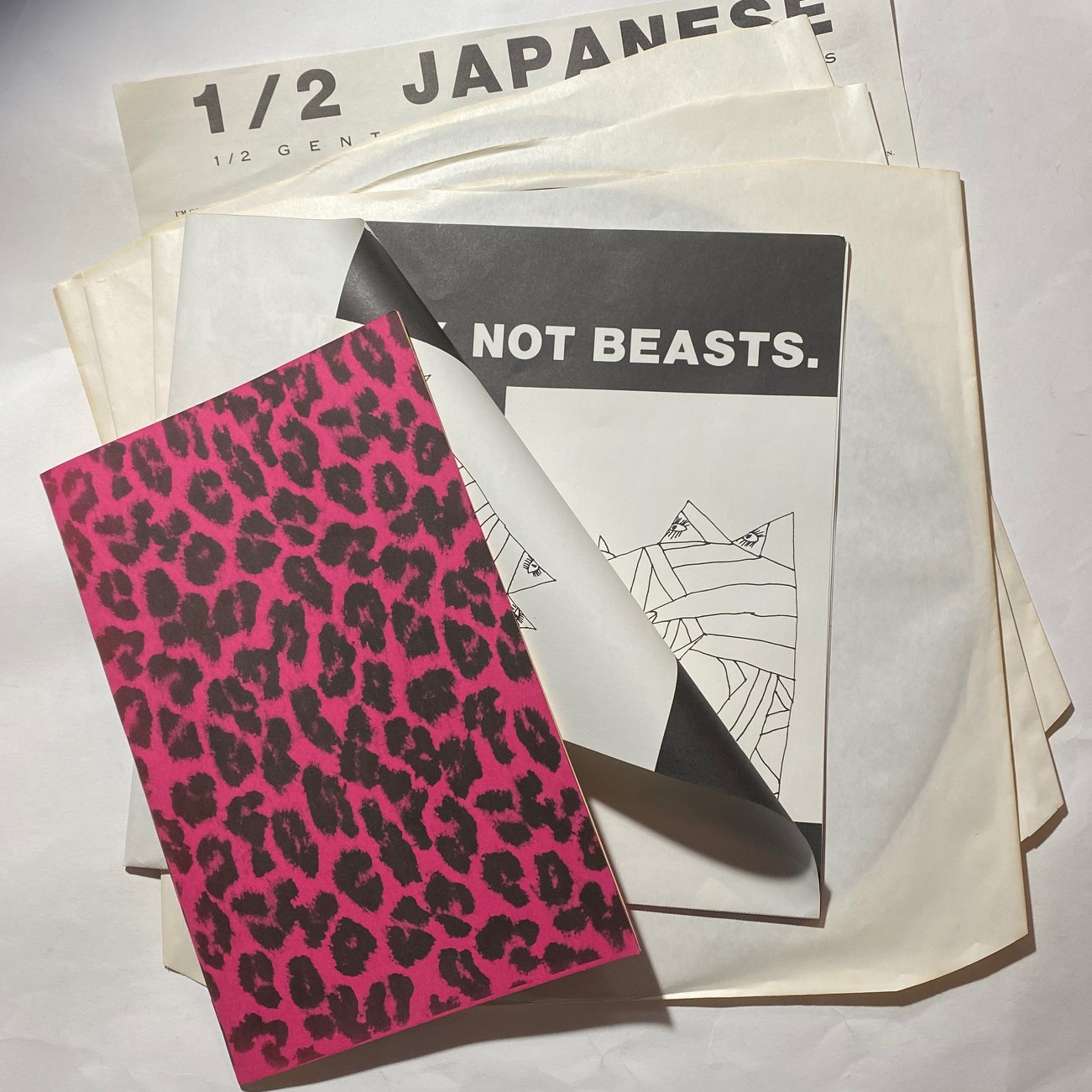 1/2 Japanese 1/2 Gentlemen / Not Beasts
