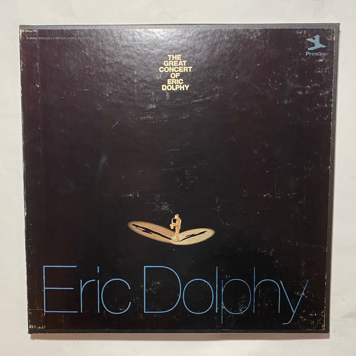ERIC DOLPHY - The Great Concert Of Eric Dolphy - Coffret 33T