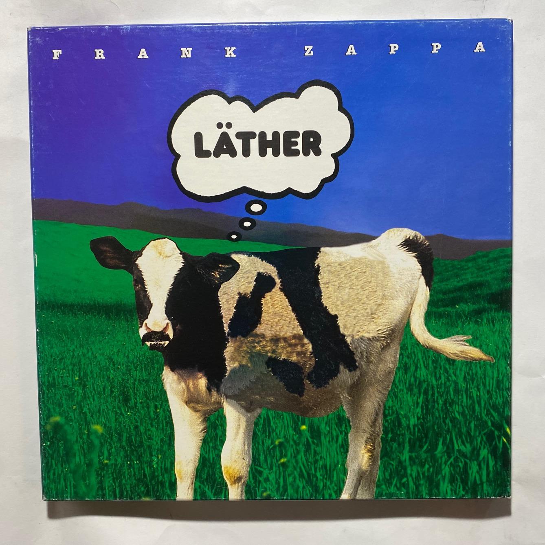 FRANK ZAPPA - Lather - LP x 5