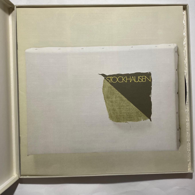 Karlheinz Stockhausen Spiral / Wach / Japan / Pole