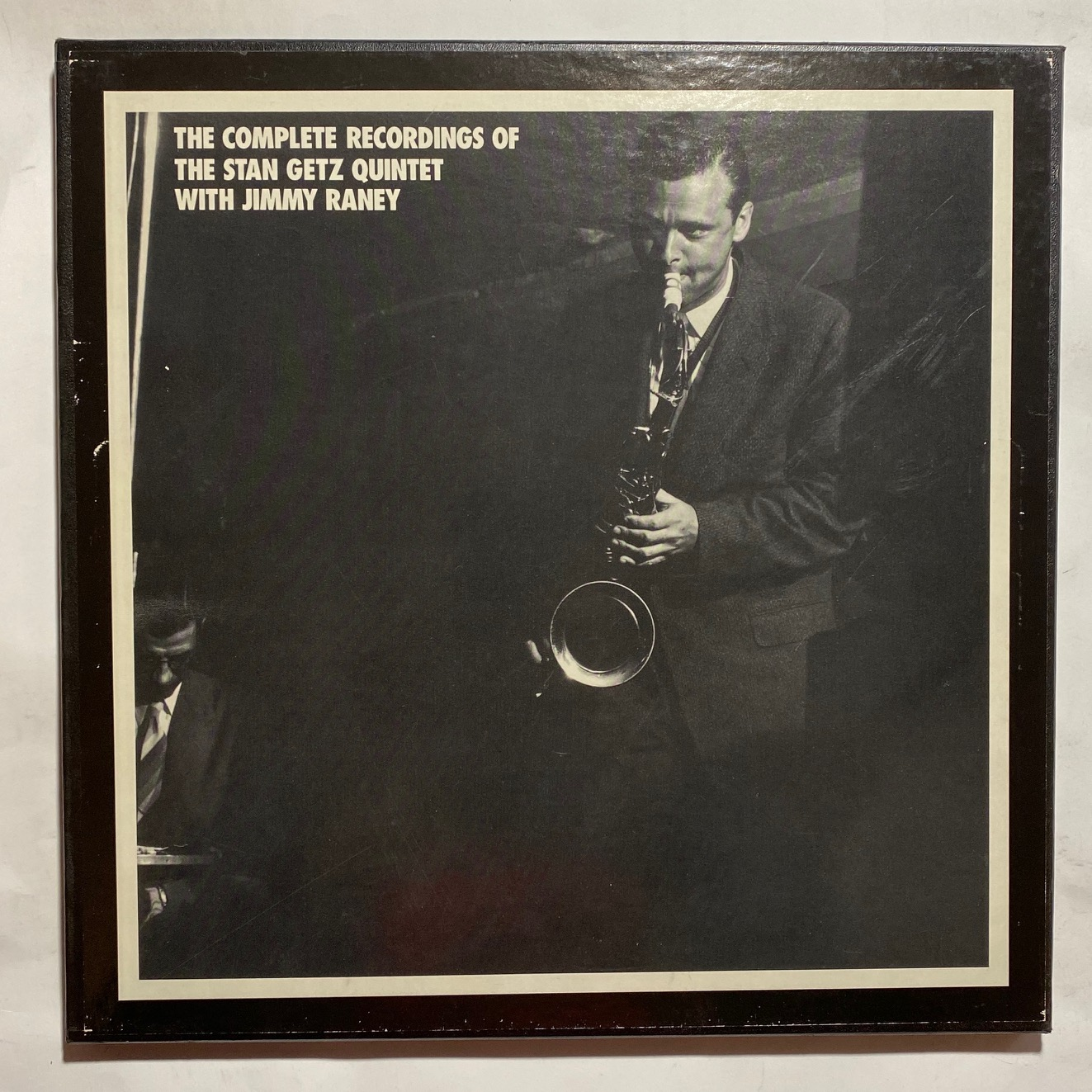 THE STAN GETZ QUINTET - The Complete Recordings Of The Stan Getz Quintet With Jimmy Raney - Coffret 33T