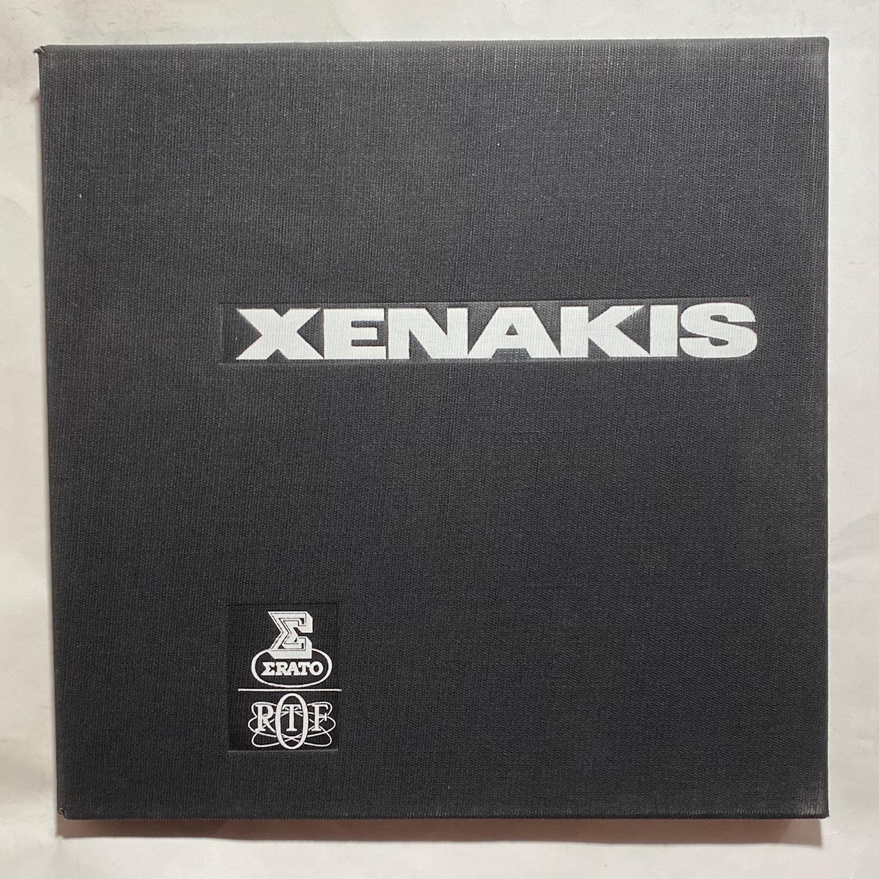 Xenakis Untitled