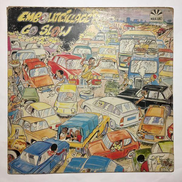 ADAMU ALIYU MAIKANO - Embouteillage / Go Slow - LP