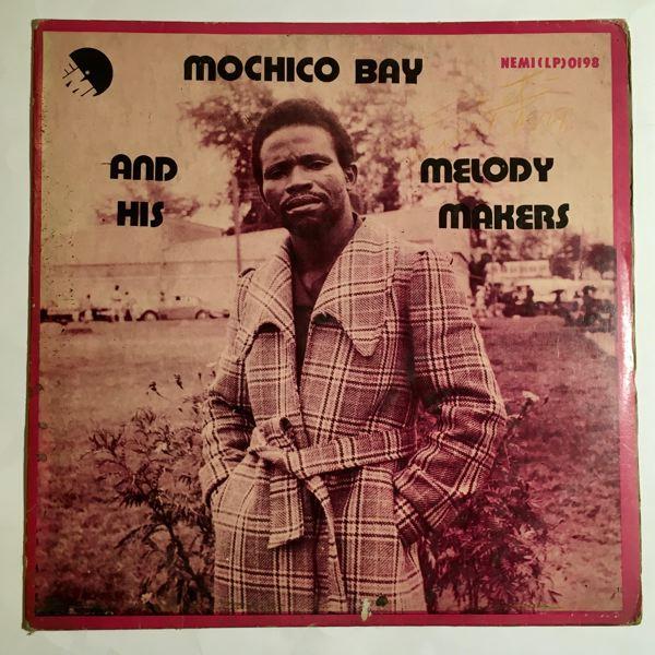 MOCHICO BAY & HIS MELODY MAKERS - Same - LP