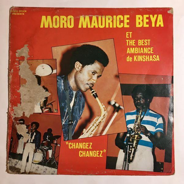 MORO MAURICE BEYA - Changez changez - LP