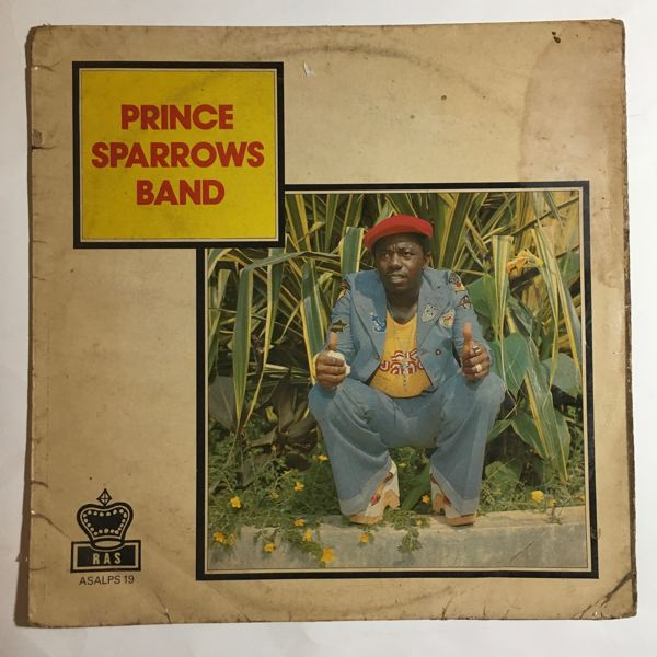 PRINCE SPARROWS BAND - Same - 33T