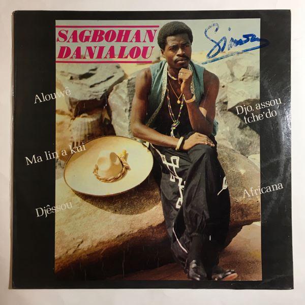 SAGBOHAN DANIALOU - Same - LP