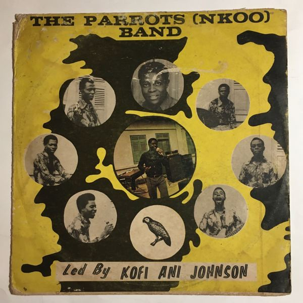 THE PARROTS (NKOO) BAND - Same - 33T