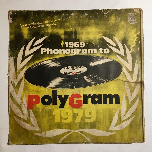 VARIOUS - 1969 Phonogram To Polygram 1979 - LP