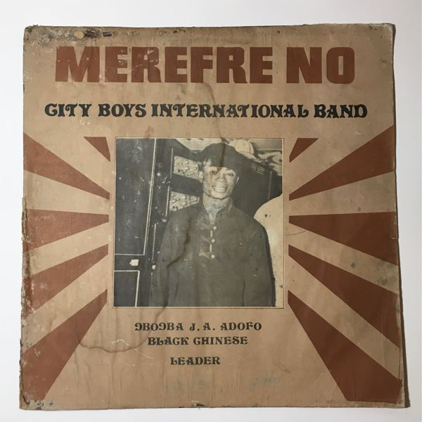 City Boys Band Merefre no