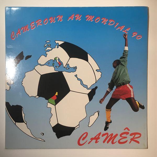 ESSOME EMMANUEL - Cameroun au mondial 90 - LP