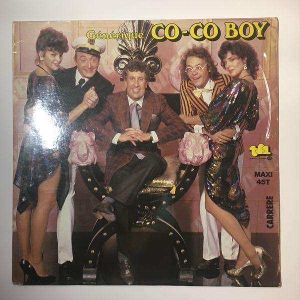 SCHULTHEIS - Pour Etre Un Co-Co Boy / Playmate - Maxi 45T