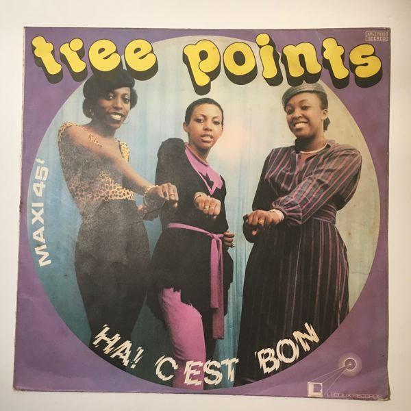 TREE POINTS - Ah! C'est bon / Domele matongo - Maxi 45T
