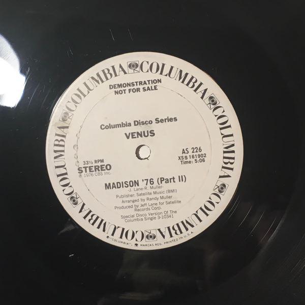 VENUS - Madison - Maxi 45T