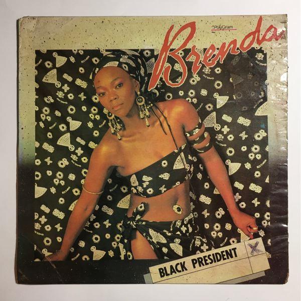 BRENDA FASSIE - Black president - LP