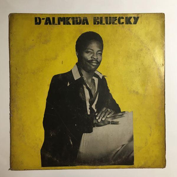D'ALMEIDA BLUECKY - Same - 33T