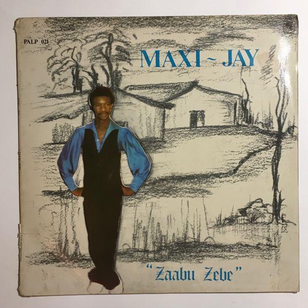 MAXI JAY - Zaabu zebe - LP
