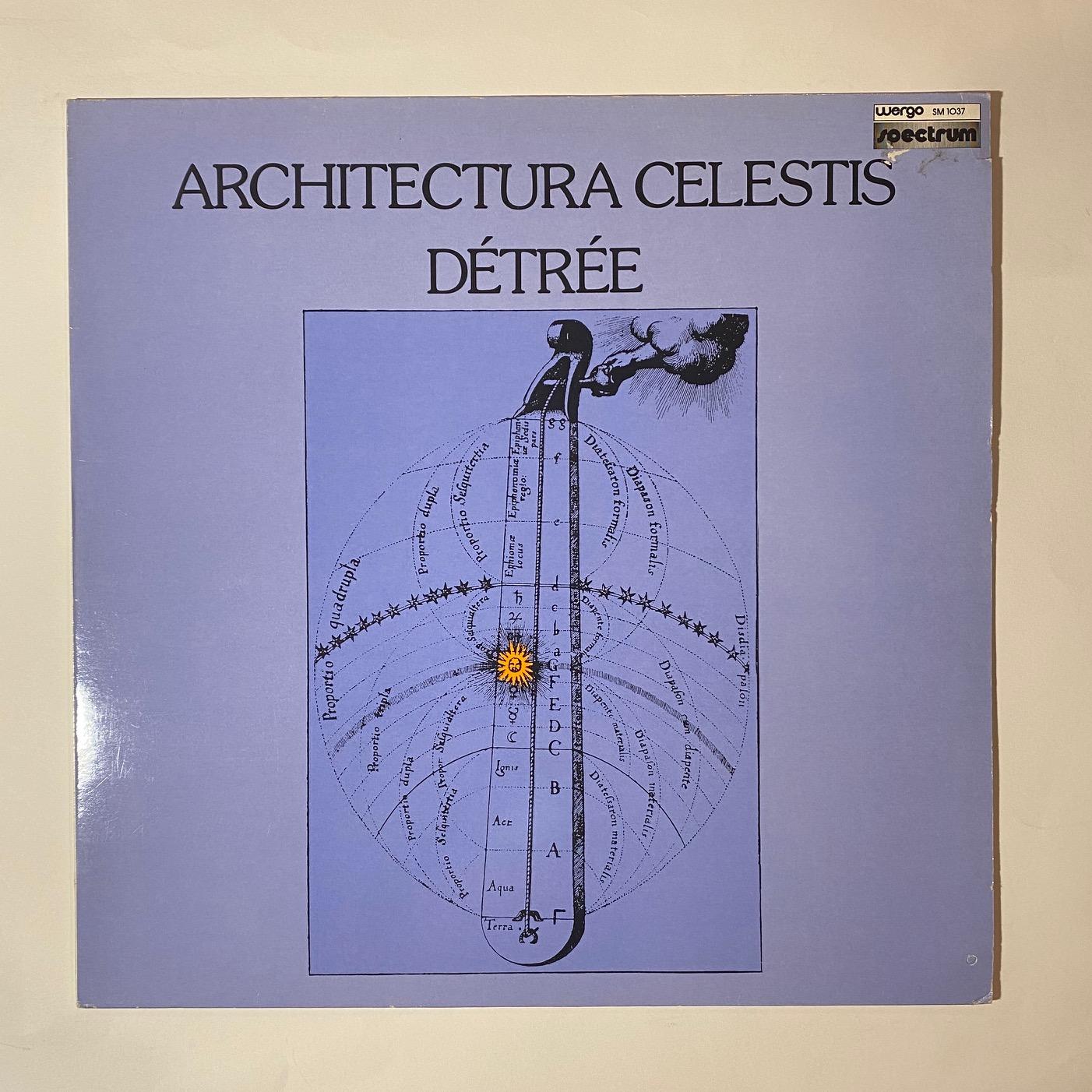 DETREE - Architectura Celestis - LP