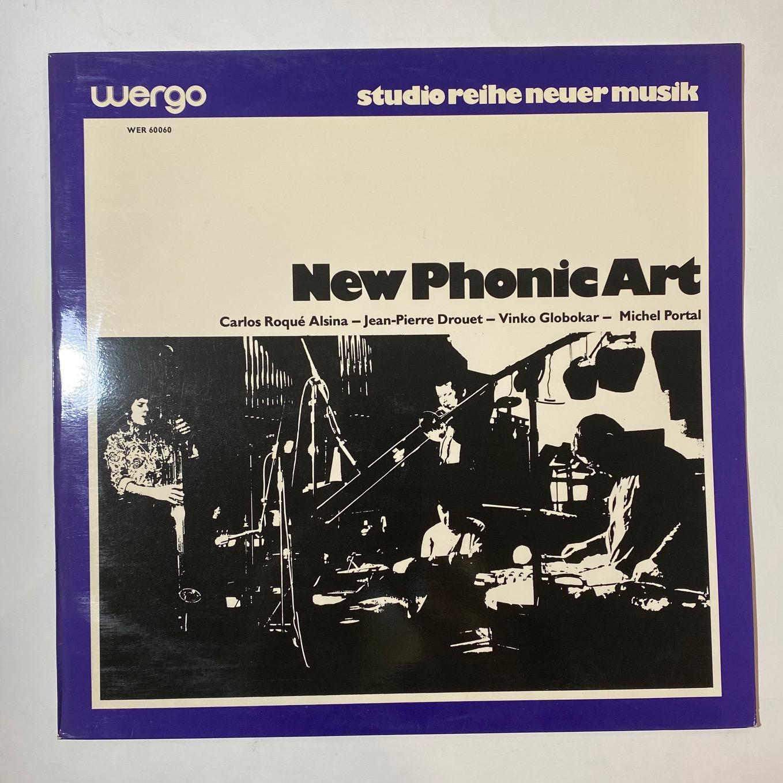 NEW PHONIC ART - Begegnung In Baden-Baden - LP