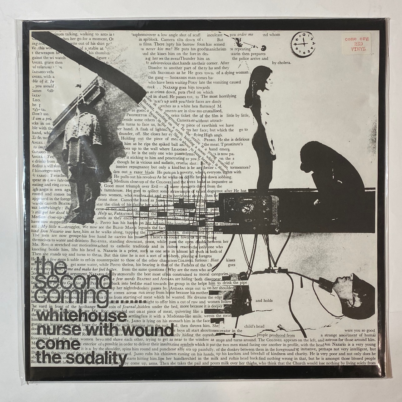 VARIOUS - The Second Coming - LP