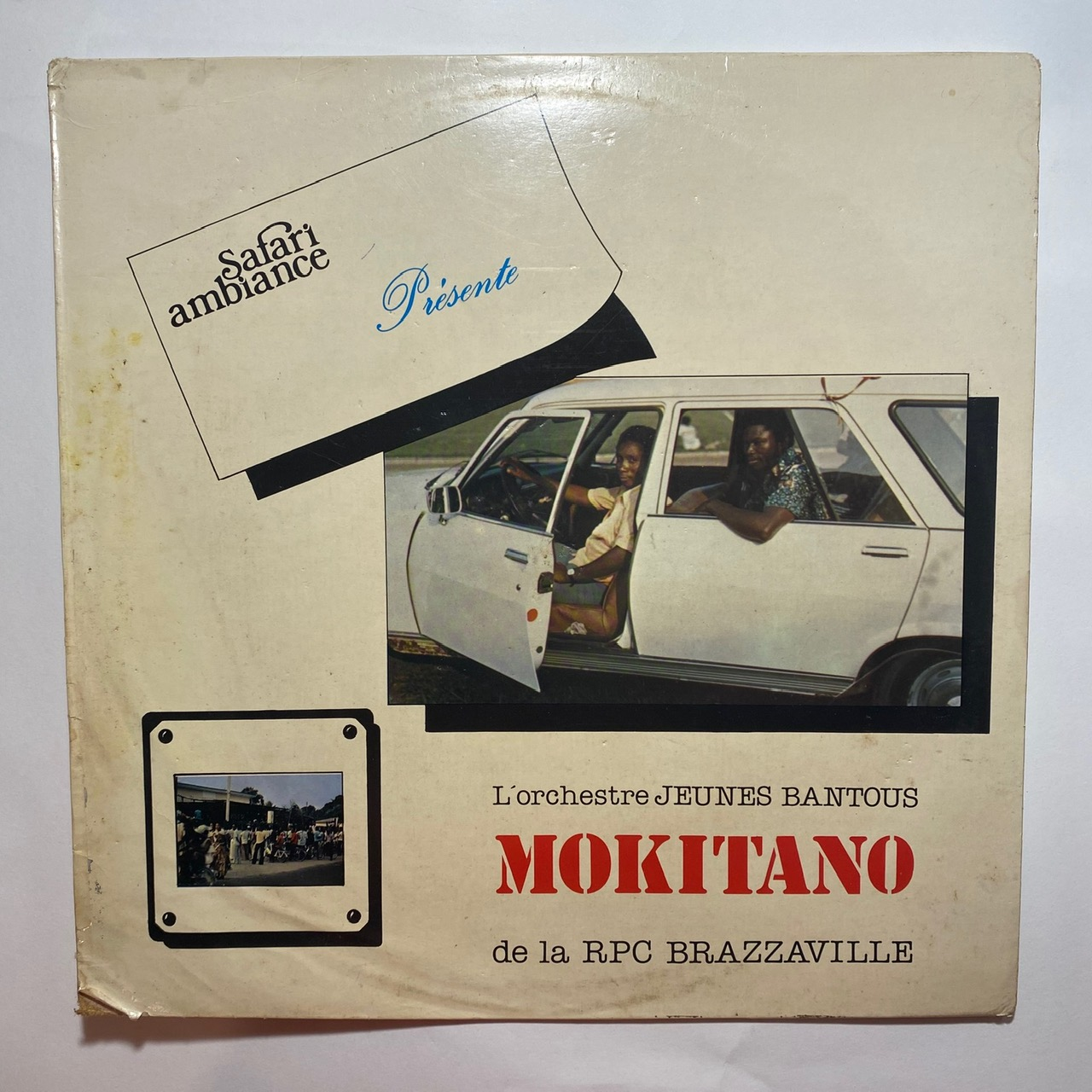 Orchestre Jeunes Bantous Mokitano De La RPC Brazza Special 80