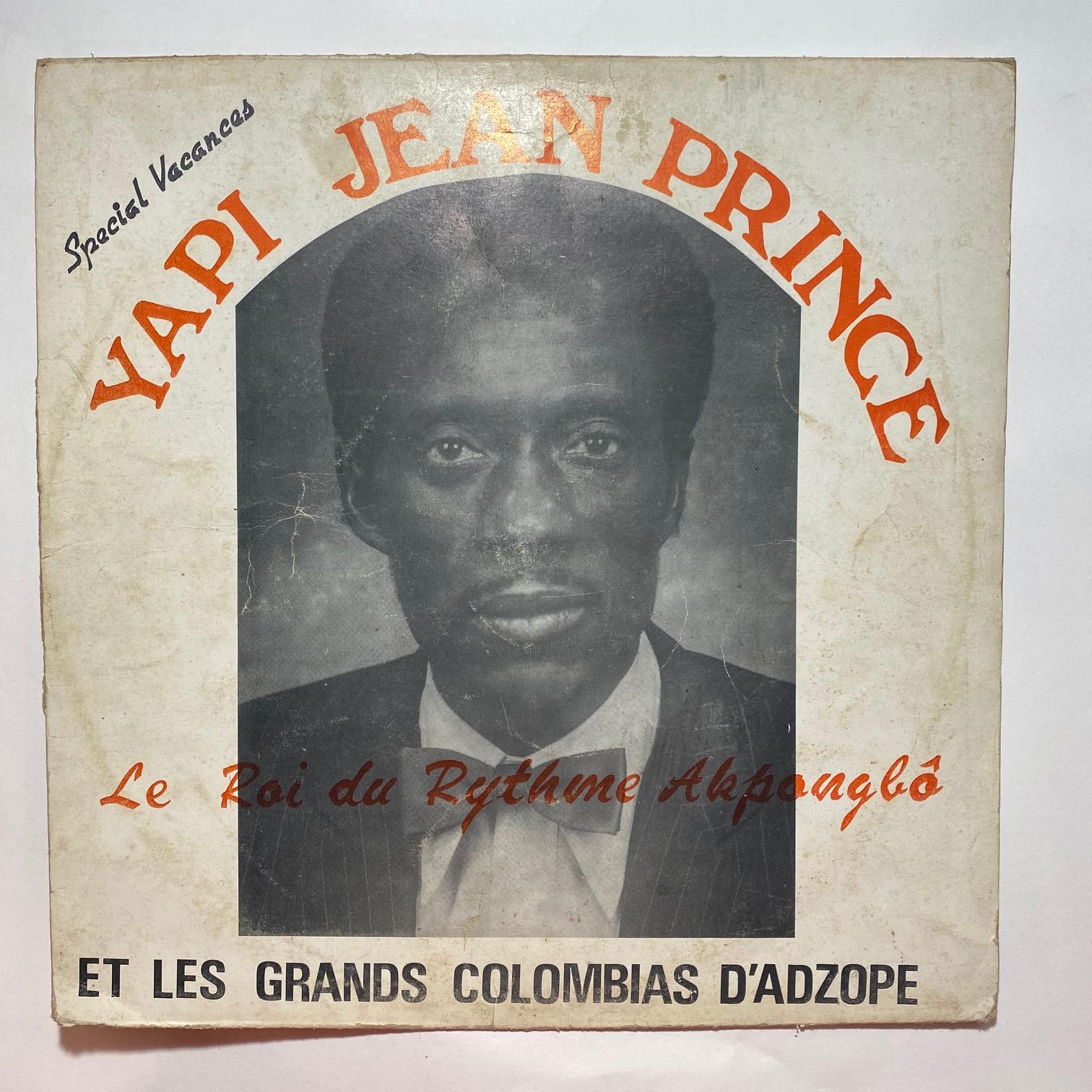 Yapi Jean Prince Et Les Grands Colombias D'Adzope Special vacances