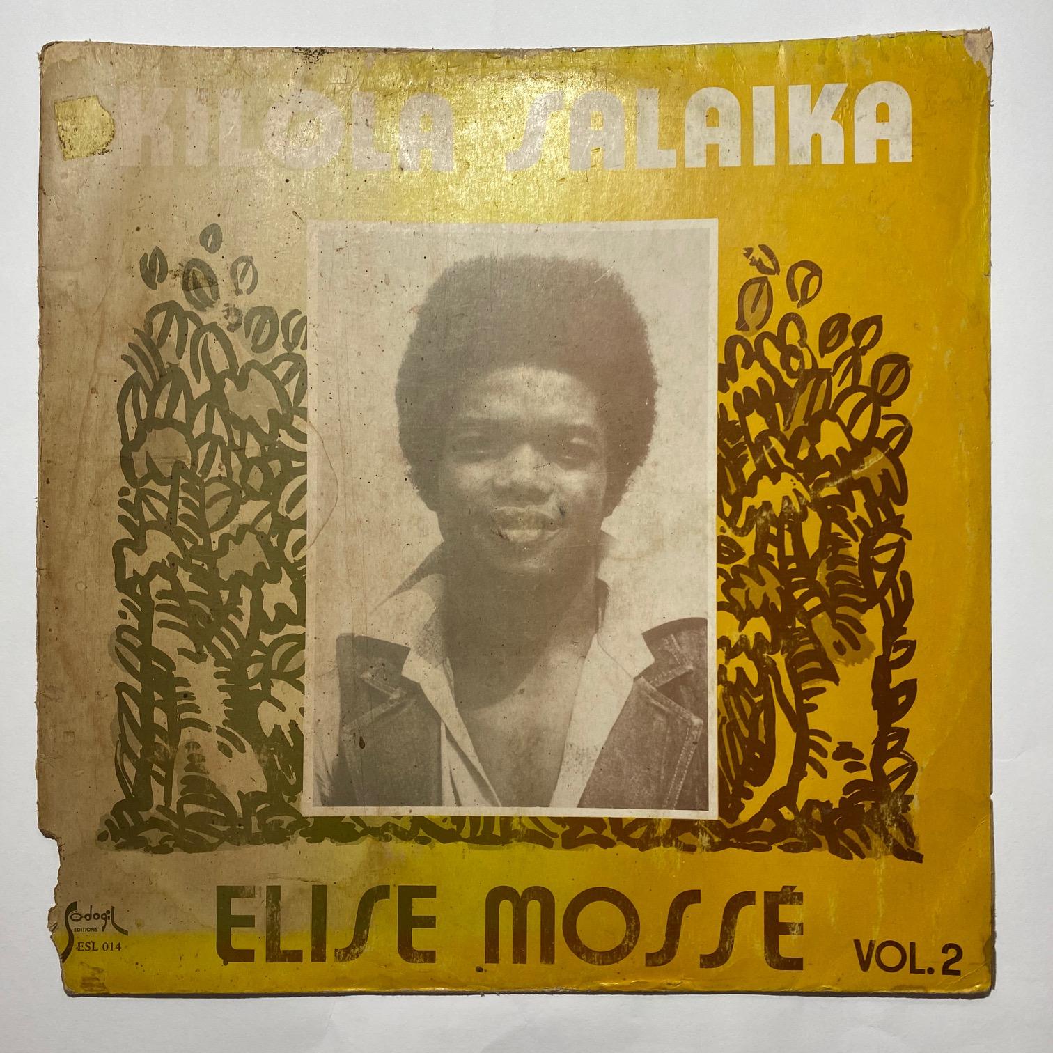 KILOLA SALAIKA - Elise mosse Vol.2 - 33T