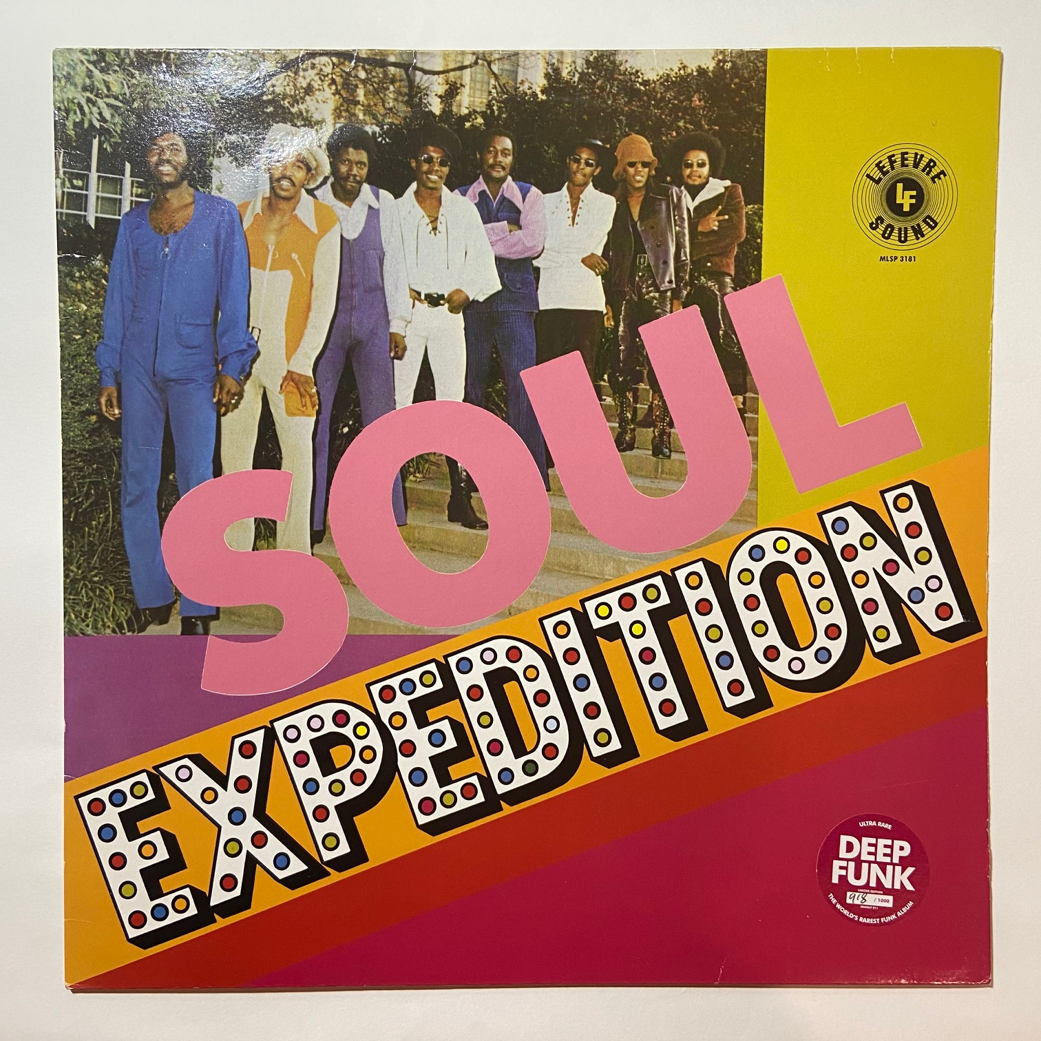 FREDDIE TERRELL'S SOUL EXPEDITION - Same - LP