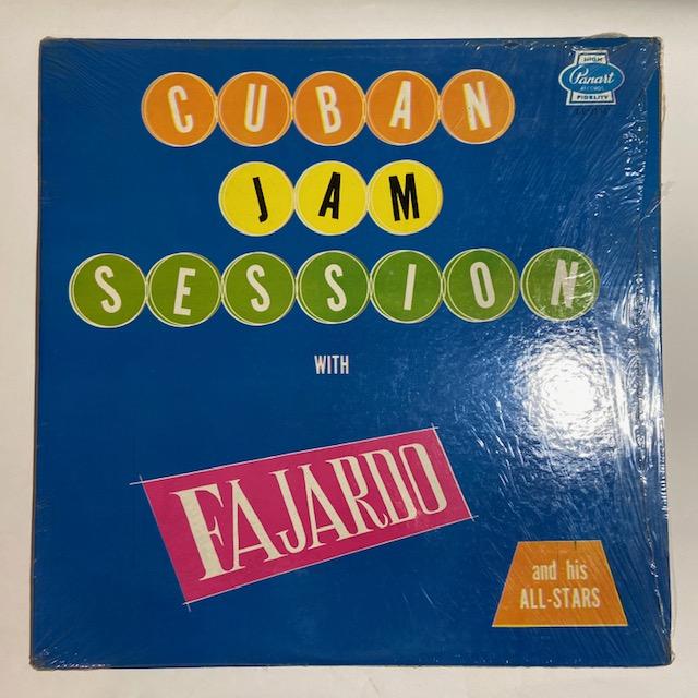 fajardo and his all stars cuban jam session