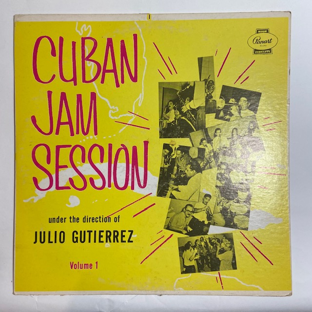 julio gutierrez cuban jam session volume 1