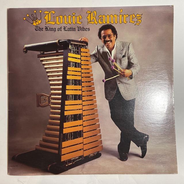 louie ramirez the king of latin vibes