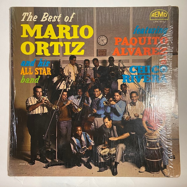 mario ortiz the best of