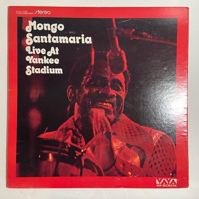 mongo santamaria live at yankee stadium