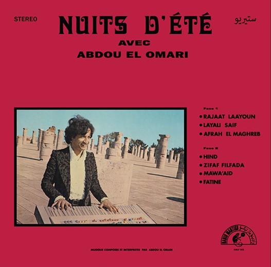 ABDOU EL OMARI - Nuits d'ete - LP