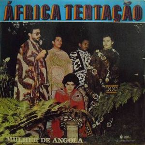 Africa Tentacao Mulher de Angola