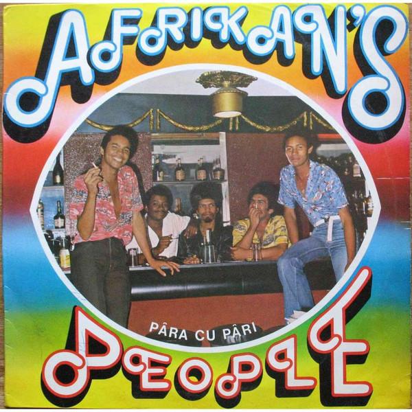 Afrikan's People Para cu pari