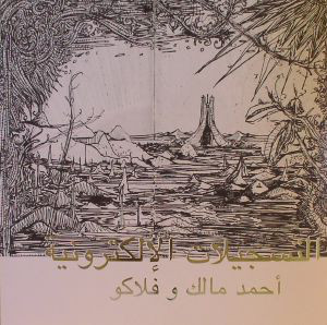 AHMED MALEK & FLAKO - The electronic tapes - LP