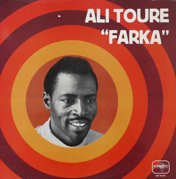 ALI FARKA TOURE - Same - LP