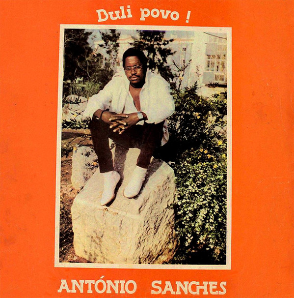 ANTONIO SANCHES - Duli povo! - LP