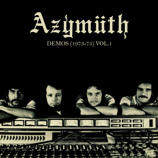 AZYMUTH - Demos (1973-75) Vol.1 - LP