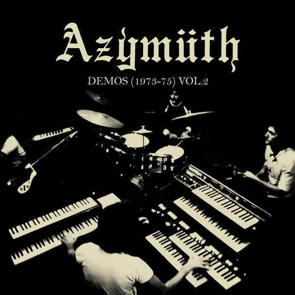 AZYMUTH - Demos (1973-75) Vol.2 - LP