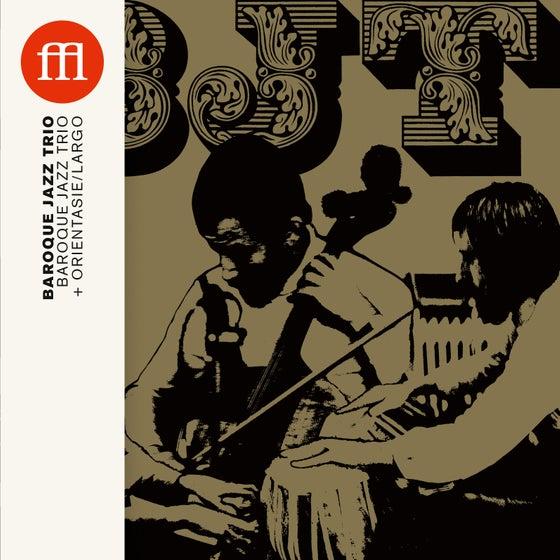 BAROQUE JAZZ TRIO - Same - LP