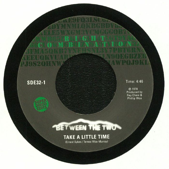 BETWEEN THE TWO - Take a little time - 7inch (SP)
