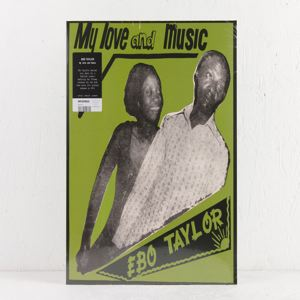 EBO TAYLOR - My love and music - LP