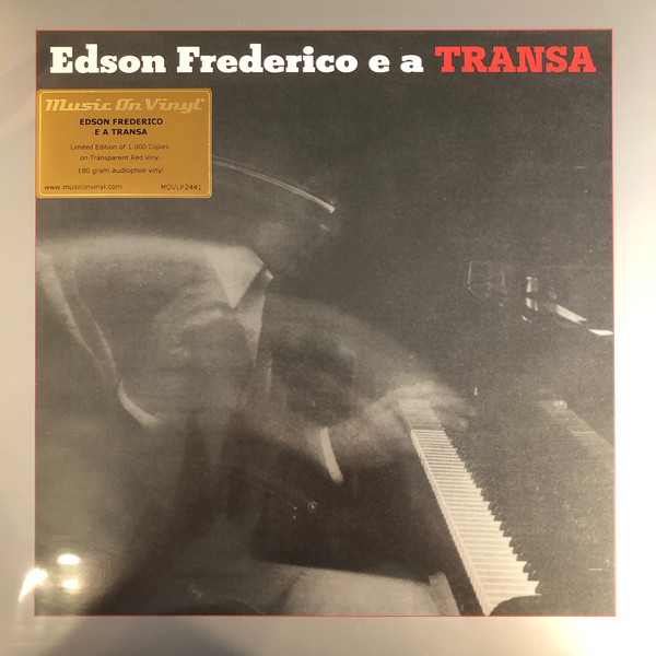 EDSON FREDERICO E A TRANSA - Same - LP