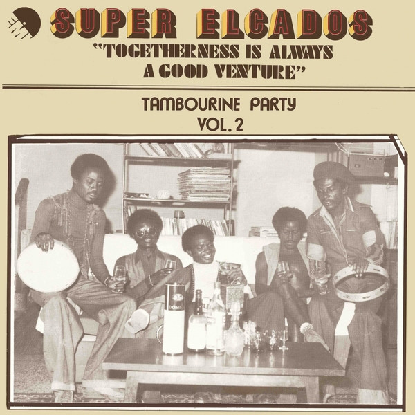 SUPER ELCADOS - Tambourine party Vol. 2 - LP